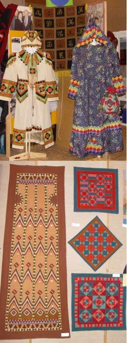 Республиканская выставка работ народных мастеров «Ус саха угэЬин уйэтитэ»