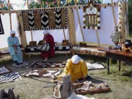 Республиканская выставка работ народных мастеров